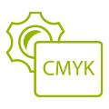 PDF Daten im CMYK Farbmodus