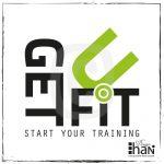 Logoentwurf für GetUFit