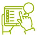 Icon Projektübergabe